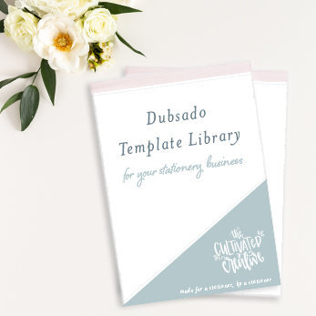Dubsado Template Library for Stationers