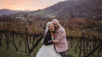 Crooked River Winery Wedding