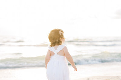 White-dress-girl-clearwater-beach