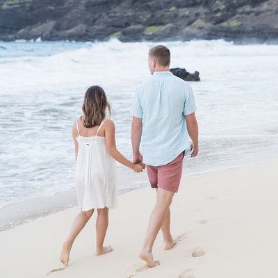 Oahu Honeymoon Photos
