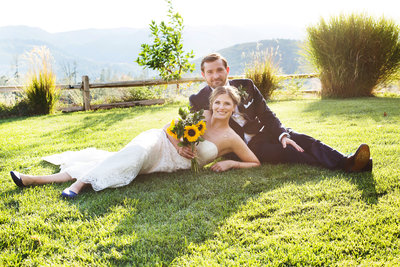 Moore Family Winery wedding