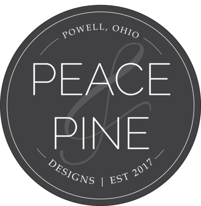 peace and pine logo