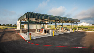 Waco-Airport-Rental-Car-Wash-Facility