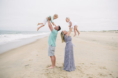Family with Photographer Rachel Mummert