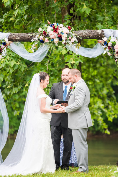 River Uplands Farm Milboro Virginia Rustic Outdoor Barn Wedding Marena Claire Photography_0029