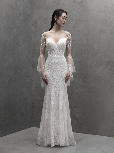 MJ653 - Madison James  - Janene's Bridal