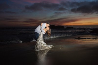 Orange-County-Wedding-Photographer-Los-Angeles-Wedding-Photography-evening-portraits-bride-groom-sneak-out laguna beach
