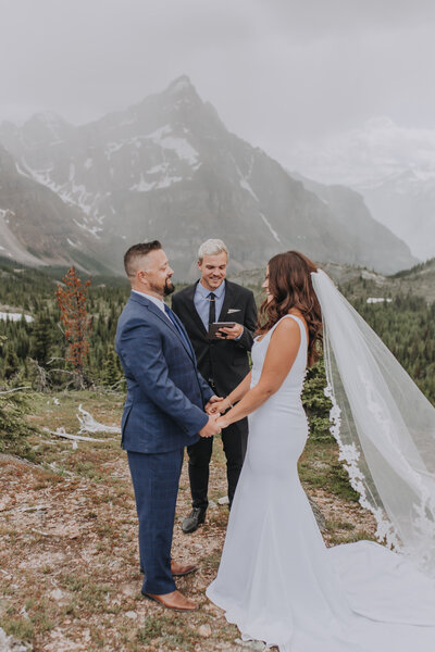Canmore Alpine Helicopters Elopement Package