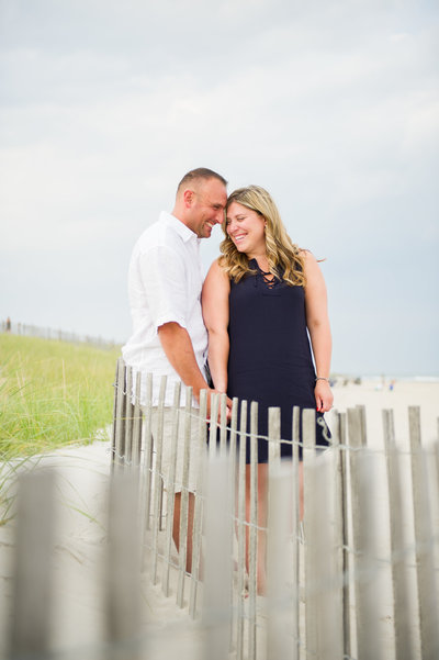 NJ Beach Engagement