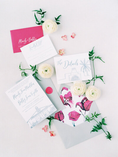 pirouettepaper.com | Wedding Stationery, Signage and Invitations | Pirouette Paper Company | Invitations | Jordan Galindo Photography _