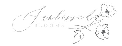 SUNKISSED BLOOMS LOGO