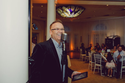 The top wedding MC and DJ in Sacramento Function 45 by Steve Schon