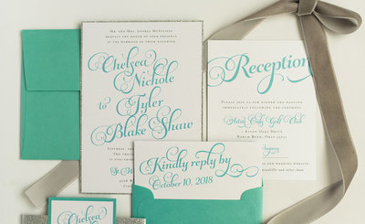 Hello Invite Design Studio - Cincinnati, Ohio Wedding Stationery Designer - Stationery Design, Stationery Designs - Photo - 95