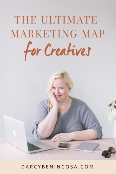 Marketing Map - Website Graphic