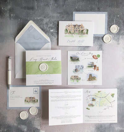 Wedding stationery at The Little Paper Shop_13