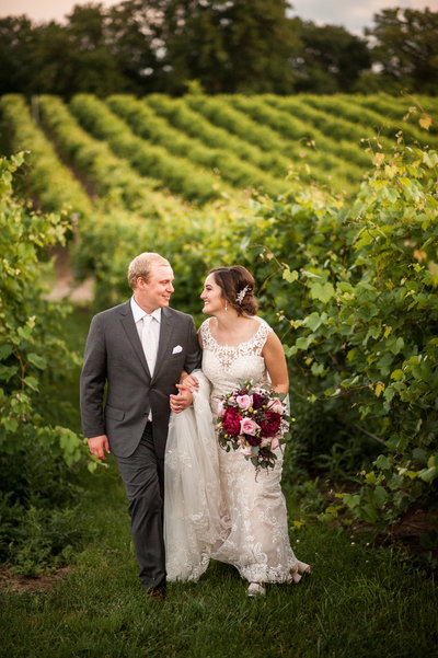 Chankaska Wedding Vineyard