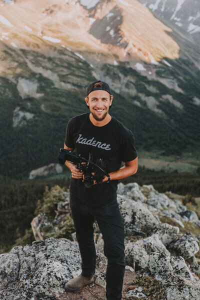 Matt Hutchinson is the lead cinematographer of Rocky Mountain Photo Co.