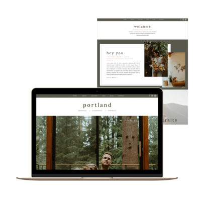 portalnd website
