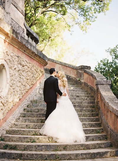Vizcaya Romantic Coastal Wedding Planner Designer