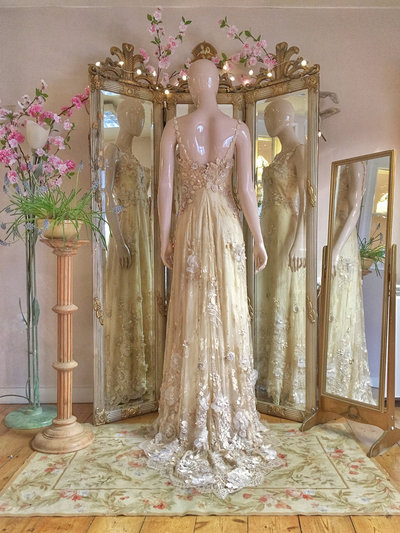 Lotis-champagne-floral-lace-wedding-dress-JoanneFlemingDesign-3