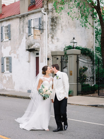 Charleston Wedding Photography by Top Charleston Wedding Photographers at Gadsden House