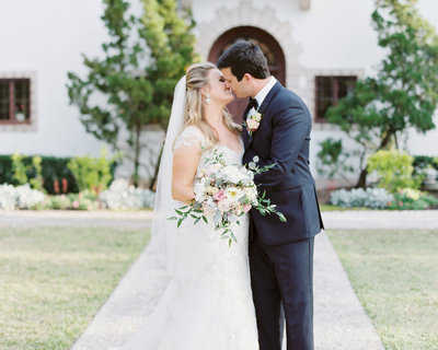 jekyll island wedding at villa ospo by shauna veasey