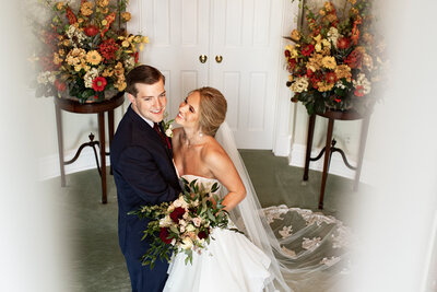 Austin + Caroline Marion, IL Wedding Image Boulder Creek Bride
