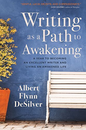 Writing as a path to awakening book