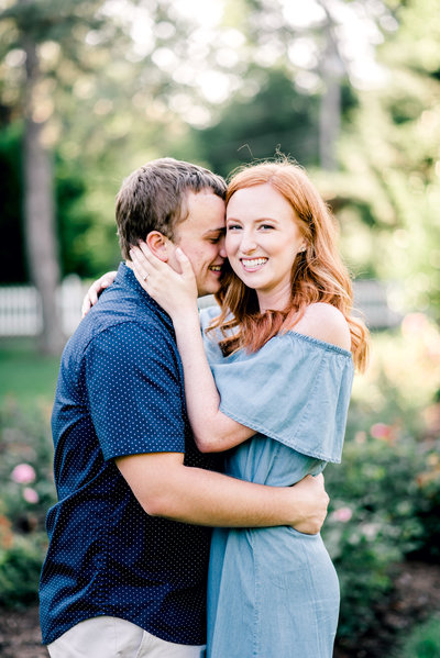 Husband & Wife Photograph Team Capturing Romantic & Timeless Weddings For Joyful Couples In Love Based In Cleveland, Ohio