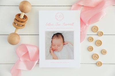 Letterpress-Birth-Announcement-Pink-Girl-Monogram-2000