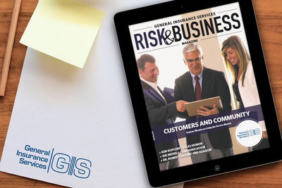 General Insurance Services Launches Risk and Business Magazine