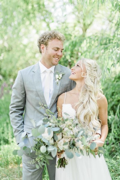 Lake Chelan Outdoor Wedding