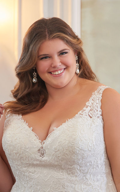 Plus+Size+Wedding+Dress
