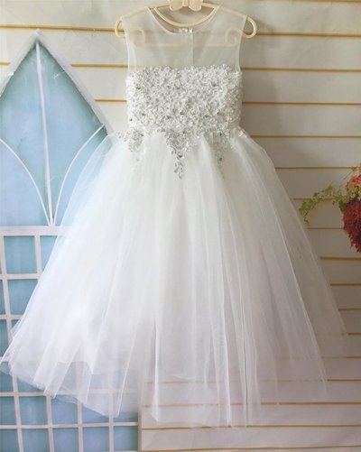 Forever Bridal Flower Girl Dress 2