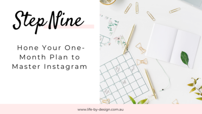 Step 9_Instagram Content & Posts Planner