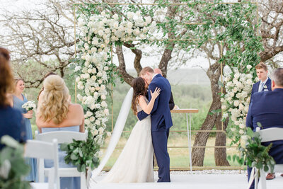 A beautiful winter wedding at The Grand Ivory by photographer Courtney Bosworth