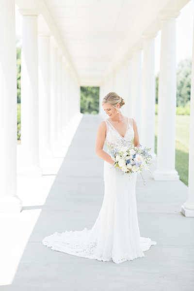 Columbia Museum Wedding
