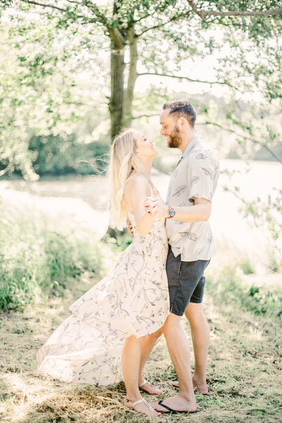 Browse engagement photography packages by Tabitha Stark