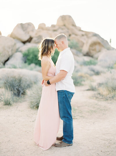 Joshua Tree Wedding Photographer | Palm Springs Wedding Photographer | Wedding Inspiration | Film Photographer | SoCal Wedding Photographer | Engaged | Pentax 645Nii | Contax 645 002