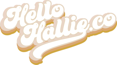 Hello Hallie Co Logo  copy