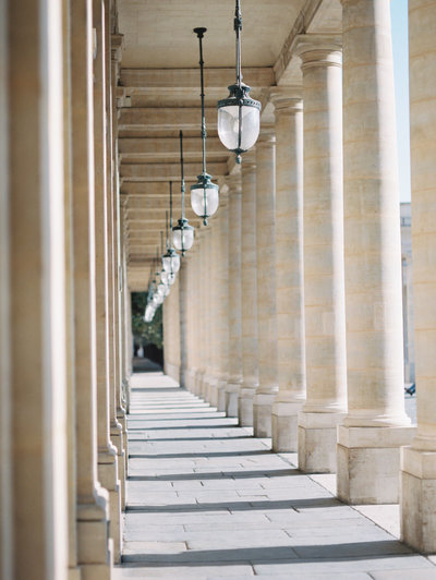 lumi photography french columns