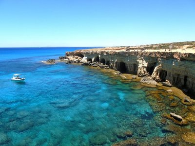 Sea-Caves-Ayia-Napa-Cyprus