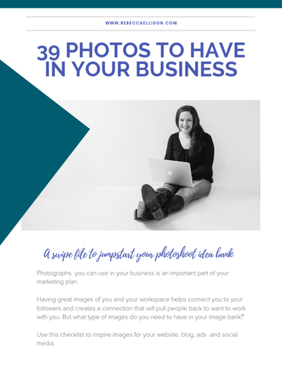 39 Photos to have in your business