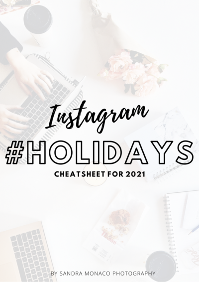 Download the 2021 Instagram Holiday Hashtags