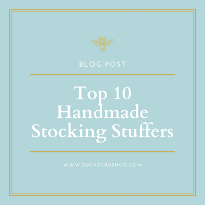 Top 10 Handmade Stocking Stuffers