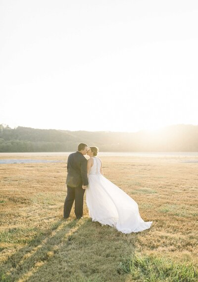 fine-art wedding photography photographed by Tracy Parrett Photography