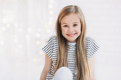 Smiling girl | Annapolis Orthodontics Annapolis, MD