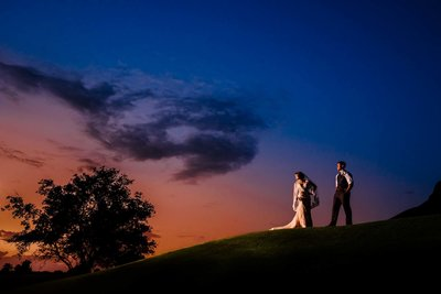wedding at coronado country club by stephane lemaire photography