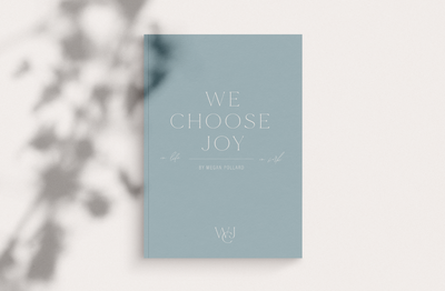 We Choose Joy - Portfolio