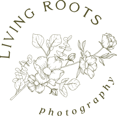 Living Roots Photography Logo